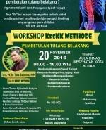 Workshop KreKK Method Blitar