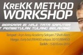 "Training ""KreKK Method"" 15-16 Nov 2014 Shah Alam Malaysia"